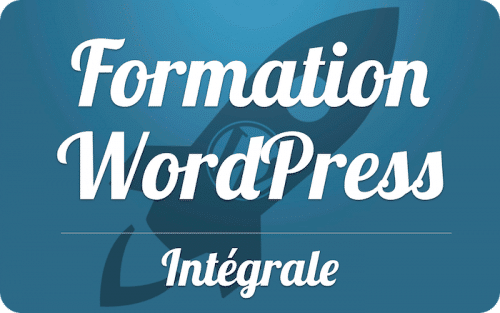 Formation WordPress en Vidéo
