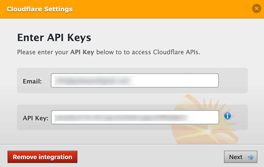 Intégration de Cloudflare et WP Fastest Cache