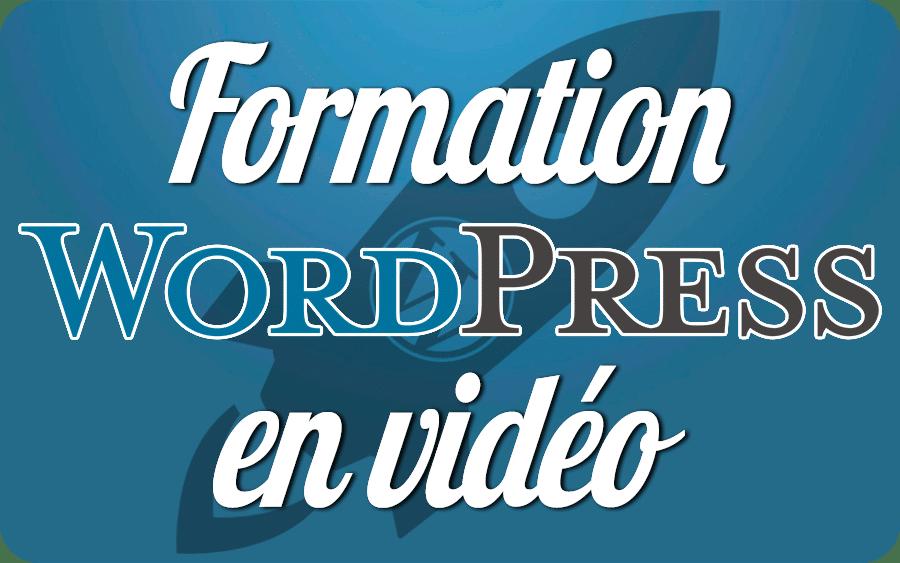 Formation WordPress Intégrale