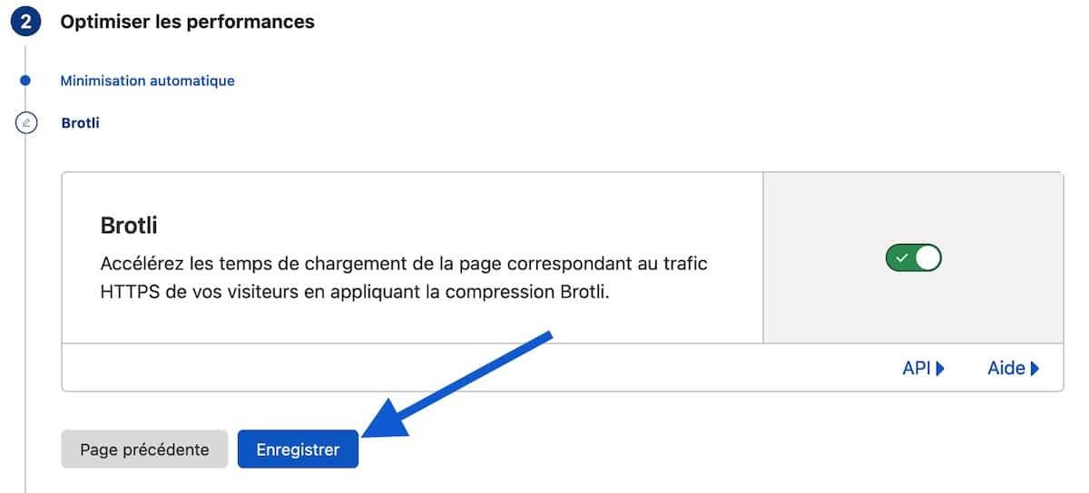 Brotli, une solution de compression offerte par Cloudflare compatible avec WordPress