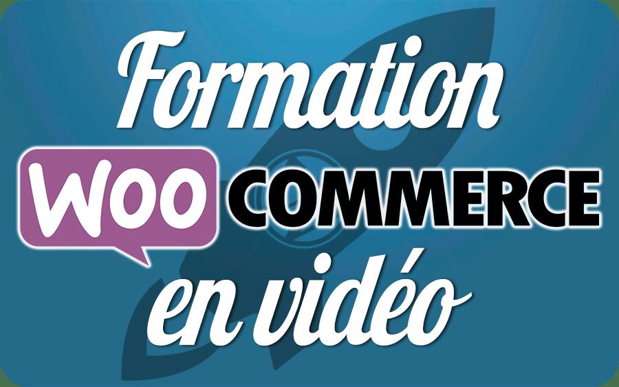 Formation WooCommerce en vidéo